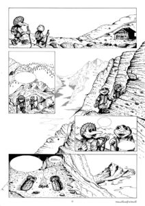 Kory - Flight of the Kiwi - Online Activities - Colour-ins - Page 21