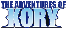 The Adventures of Kory logo