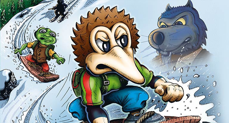 Kory - Flight of the Kiwi - Book Preview Feature